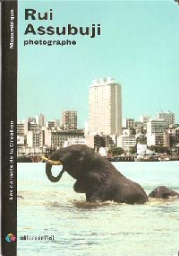 Cover of book of Rui Assubuji photographs
