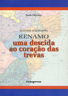 Cover of memoir by Paulo Oliveira
