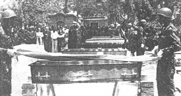 Funeral of the Victims