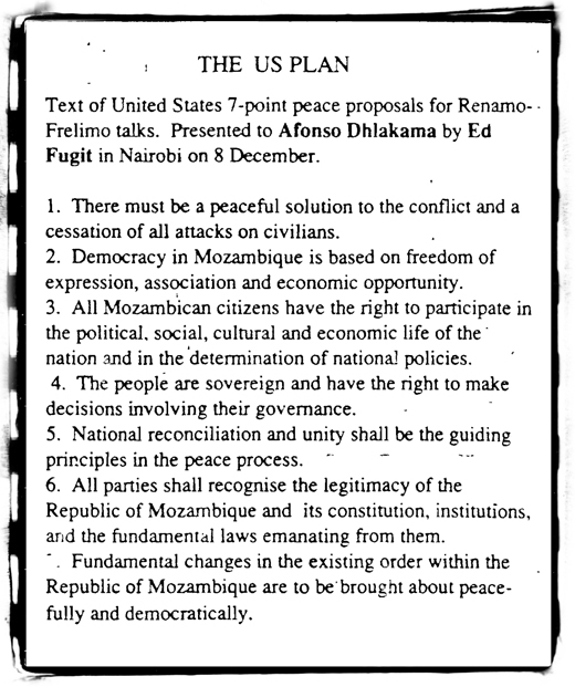 US 7-Point Plan