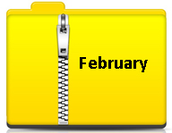 February Zip File