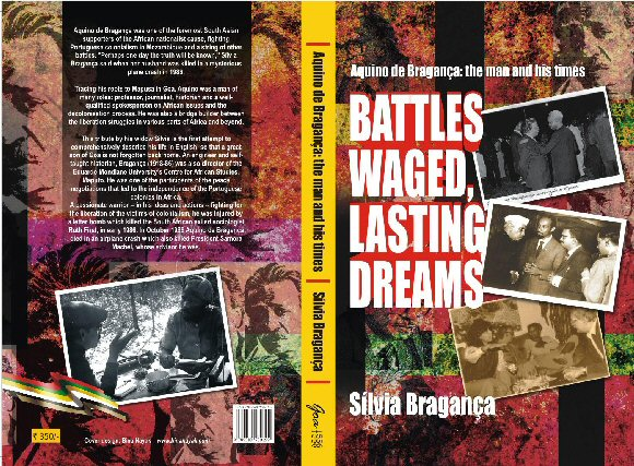 Cover of Silvia de Braganca, Battles waged, lasting dreams