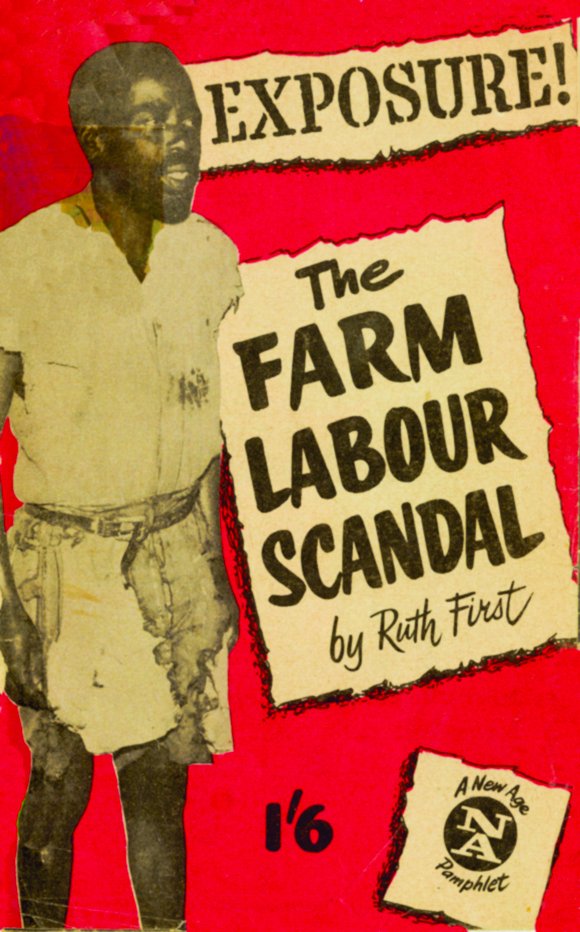 Cover of Farm Labour