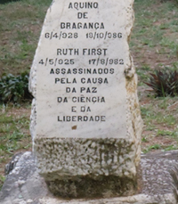 Memorial to Ruth and Aquino
