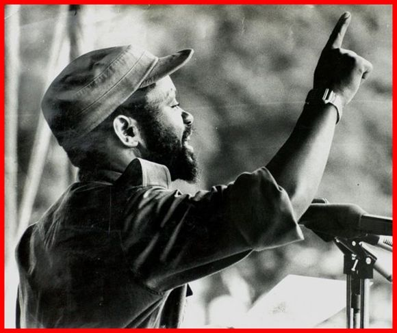 Samora Machel Photograph