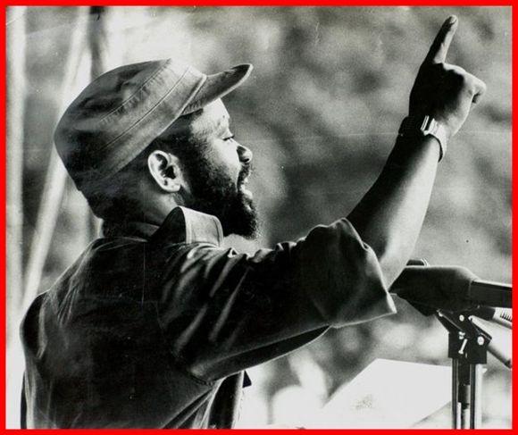 Samora Machel Photograph