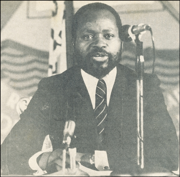 Samora Machel announces closure of Zimbabwe border