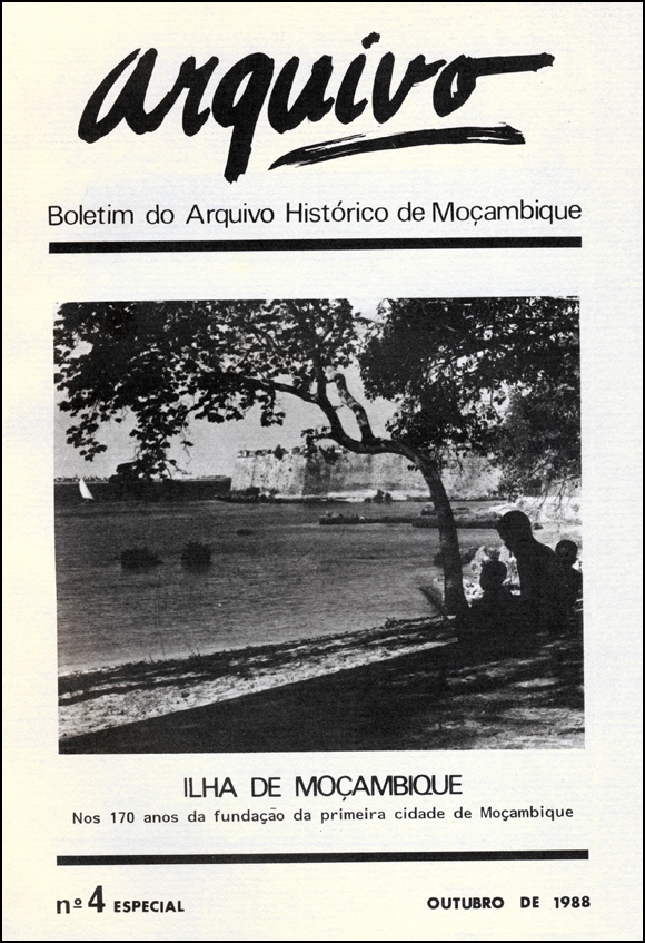 Cover of Arquivo, issue no.4