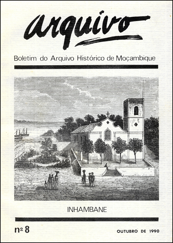 Cover of Arquivo, issue no.8