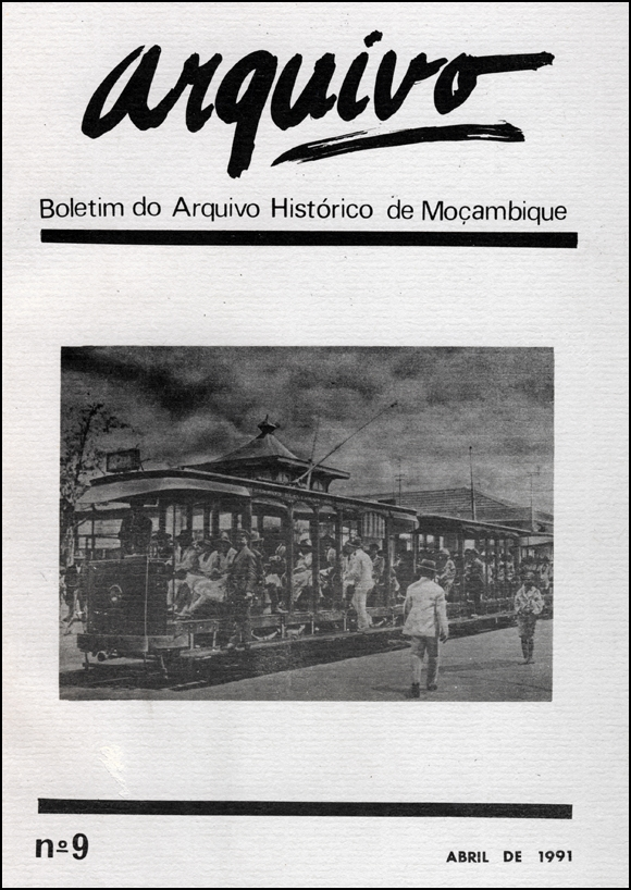 Cover of Arquivo, issue no.9