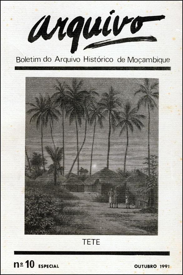Cover of Arquivo, issue no.10