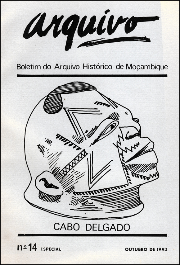 Cover of Arquivo, issue no.14