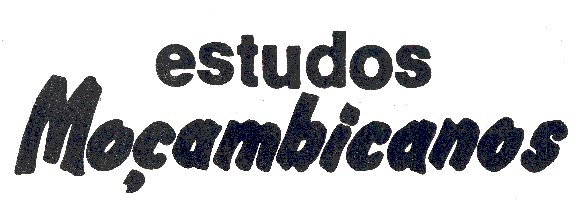 Title of Estudos Mocambicanos